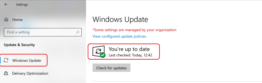Azure Virtual Desktop Patching Issue via SCCM WSUS Known Issue