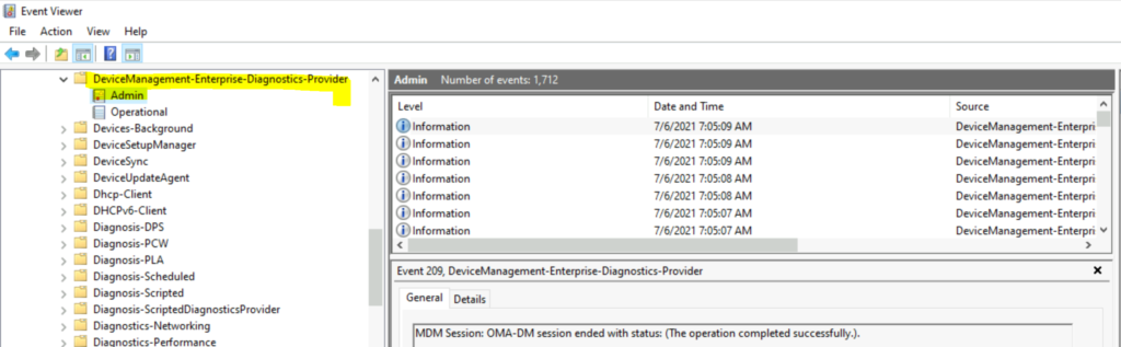How to Collect Intune Error Details using SCCM ConfigMgr CMPivot Best Option