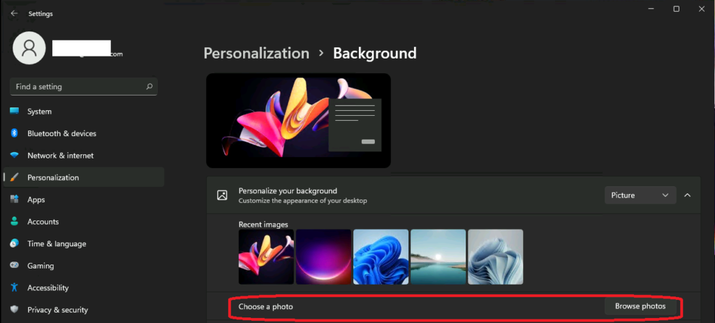 How to Change Windows 11 Wallpapers Download Options