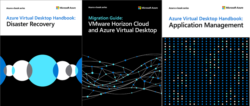 Download Azure Virtual Desktop eBooks
