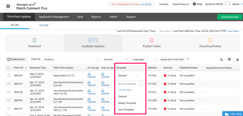 Extend the Functionality of Microsoft SCCM and Intune with Patch Connect Plus