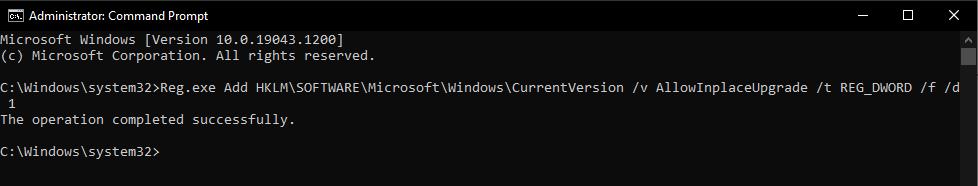 Fix PSFX_E_MATCHING_BINARY_MISSING Error for Windows 10 PCs cannot Install new updates 1