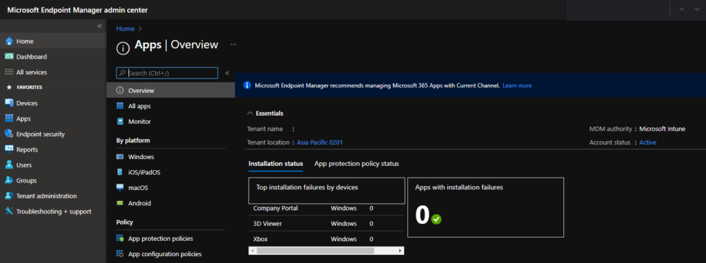 What is Intune Endpoint Manager 2