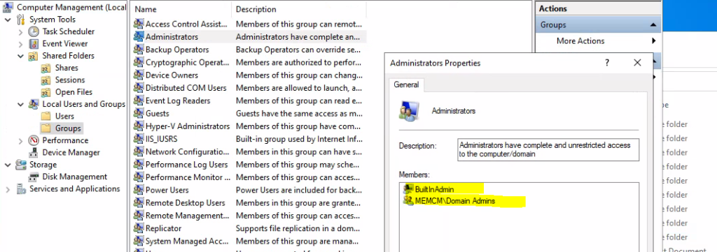 Provide Admin Access to Windows 365 Cloud PC using User Settings Policy 1
