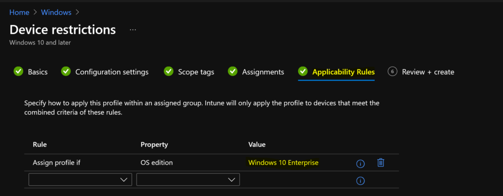 Deploy Start Menu Taskbar Custom Layout Settings using Intune 2