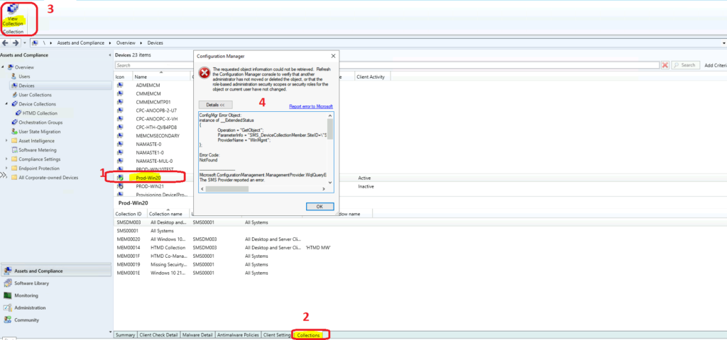 SCCM 2107 Known Issues Fixes