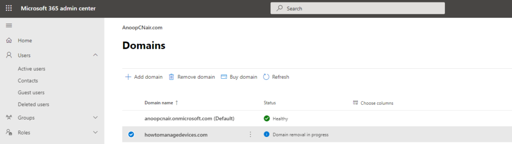 Remove Domain from Office 365 Best Method How-to Guide