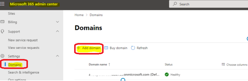 How to Add Domain to Office 365 Microsoft 365