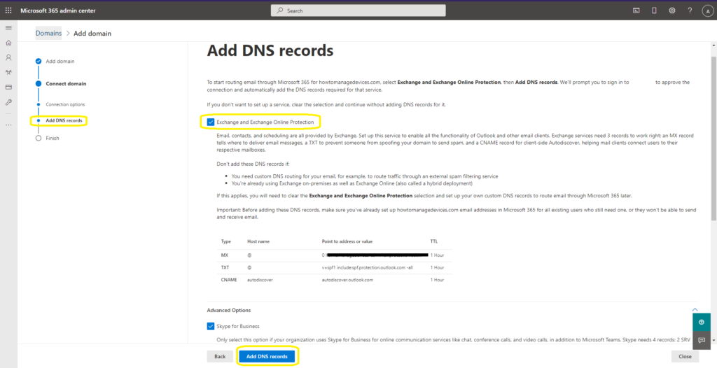 How to Add Domain to Office 365 1