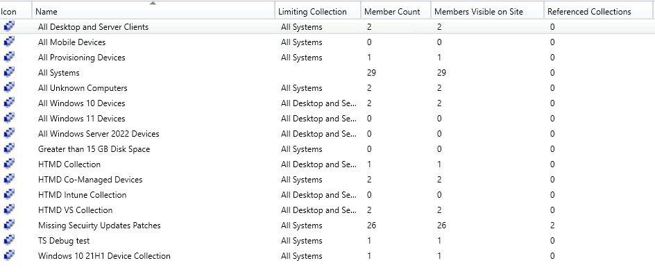 SCCM ConfigMgr How to Remove Orphaned collections