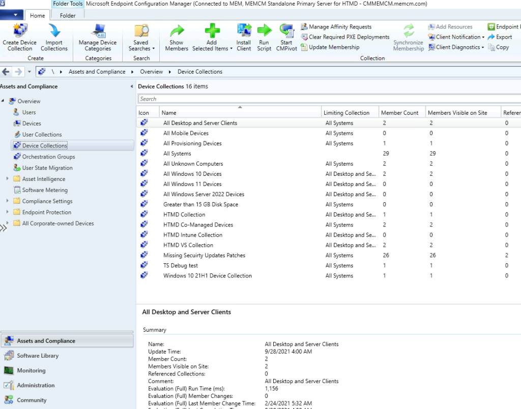 SCCM ConfigMgr Antivirus Scan Exclusion Recommendations