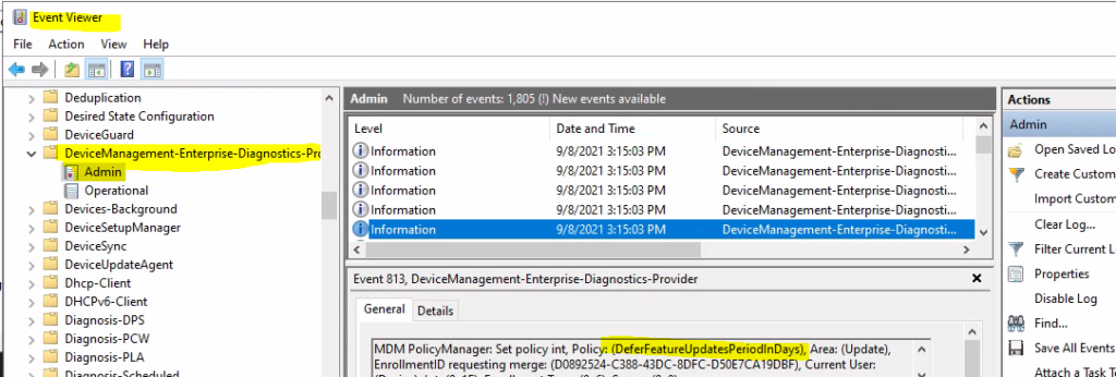Cloud PC Monthly Patching Process using Intune 1