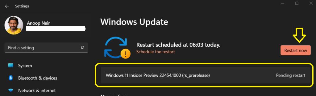 Windows 11 Recycle Bin Modern Context Menu
