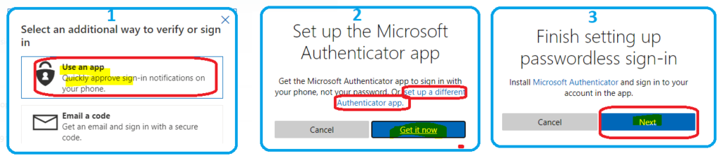 How to Setup Passwordless Login for Microsoft Accounts 1