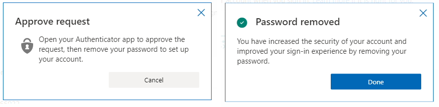 How to Setup Passwordless Login for Microsoft Accounts 4