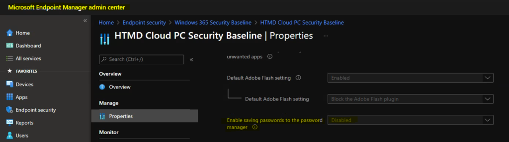 How to check Microsoft Edge Security Policy Deployment issues with Intune