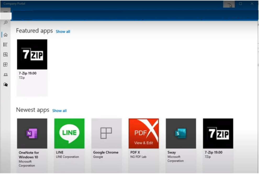 Easy Steps to Configure Intune Company Portal Application Icon 1