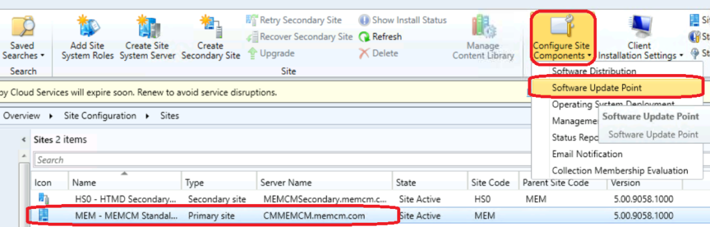 Enable Patching for Windows server 2022 / Microsoft Server 21H2