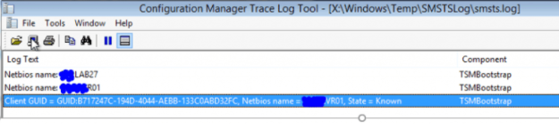 FIX - SCCM There are no task sequences available for this computer