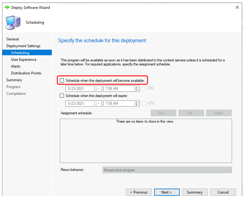 FIX: SCCM There are no task sequences available for this computer 1