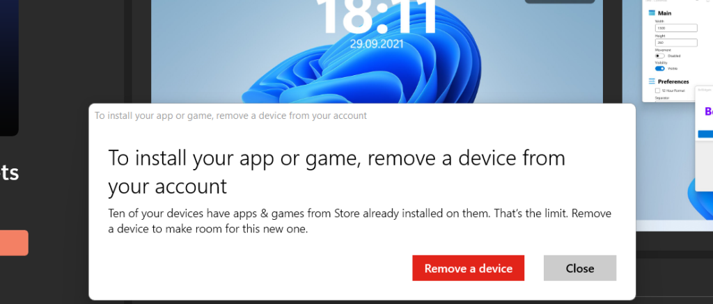 App Install Issue with New Microsoft Store on Windows 11