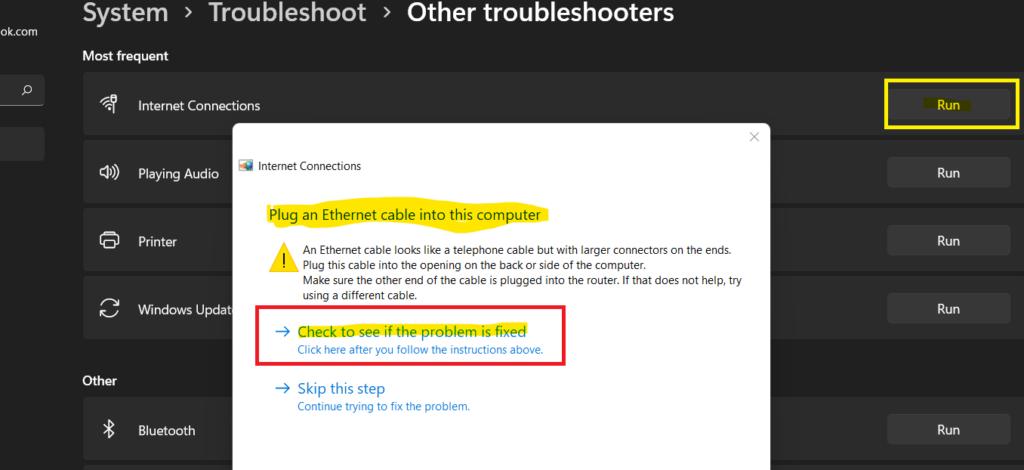 Windows 11 Troubleshooting Options Fixes 2