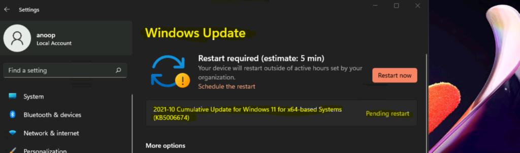 Windows 11 Quality Update LCU Deployment using Intune