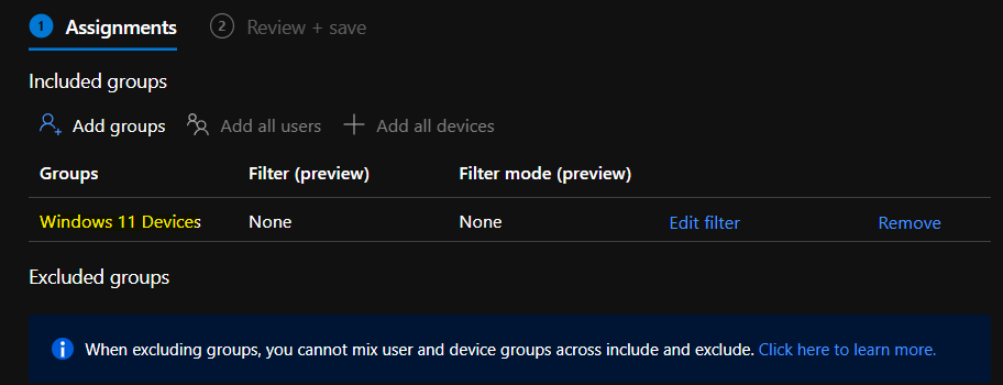 Windows 11 Monthly Patch Deployment using Intune 2