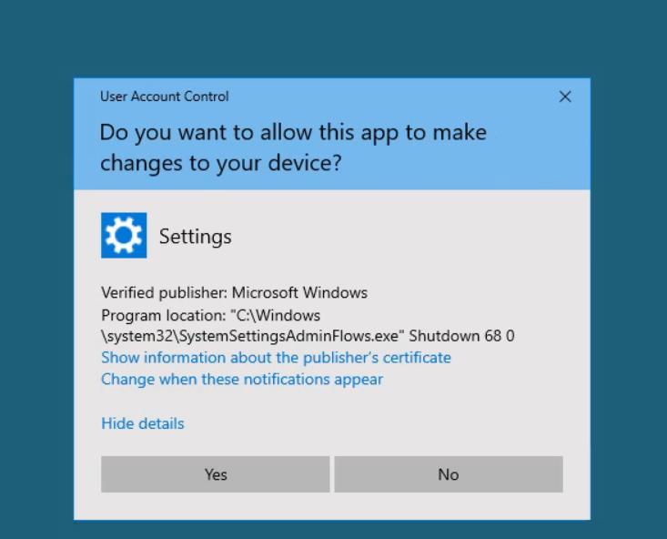 The solution to Windows Update Failed to Restart Error