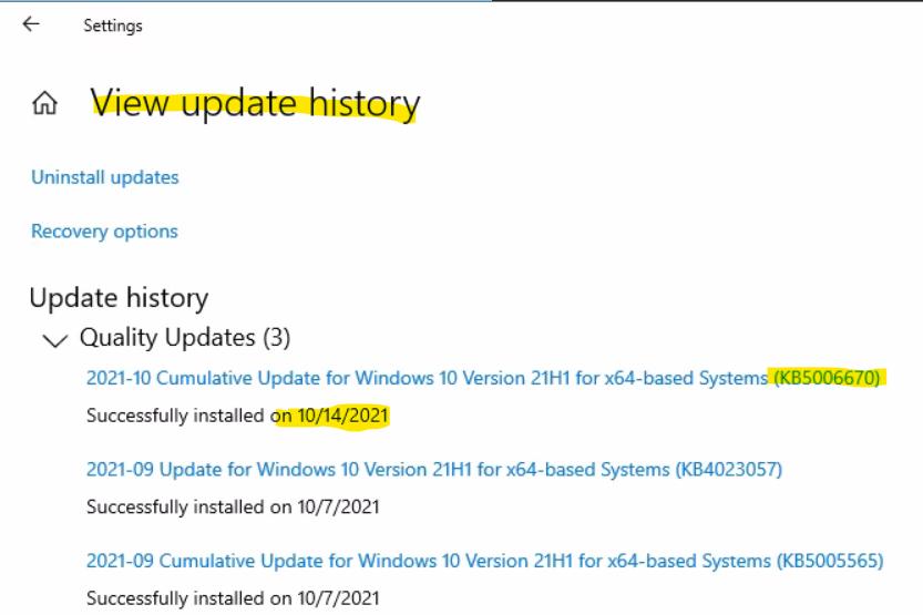 Fix Windows Update Error 0x8007005 Failed to Restart